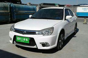 东南V3菱悦 2012款 1.5L 手动豪华风采版