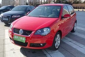大众POLO 2009款 Sporty 1.6L 自动版