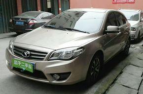 东南V6菱仕 2013款 1.5L 手动标准版