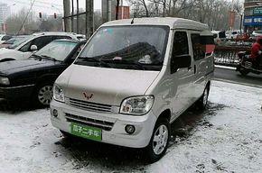 五菱之光 2013款 1.0L 基本型