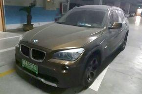 宝马X1 2012款 sDrive18i豪华型(进口)