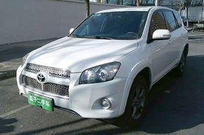 丰田RAV4 2013款 特享版 2.0L 自动经典