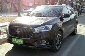 宝沃汽车宝沃BX7 2016款 28T 四驱旗舰版