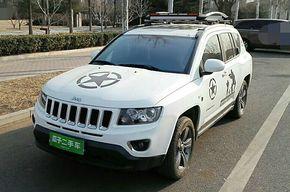 Jeep指南者 2014款 改款 2.4L 四驱舒适版(进口)
