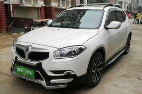 中华V5 2014款 1.6L 自动豪华型
