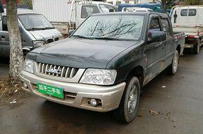 江铃宝典 宝典 2009款 2.8T两驱柴油GL