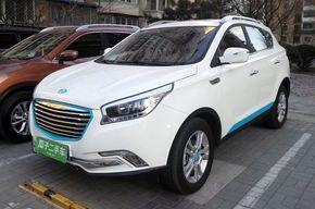 华泰XEV260 2016款 精英型