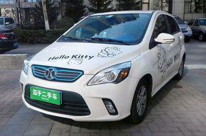 北京EV系列 2016款 EV160 轻秀版