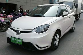 MG3 2014款 1.3L 手动舒适版