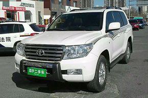 丰田兰德酷路泽 2012款 4.0L 自动VX