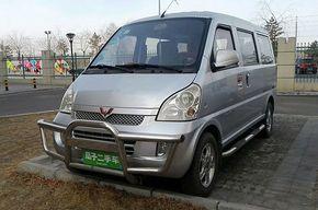 五菱荣光 2011款 1.2L豪华型