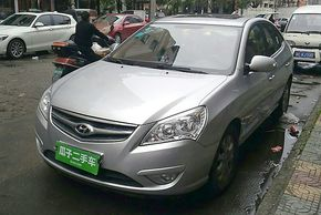 现代悦动 2011款 1.6L 自动豪华型