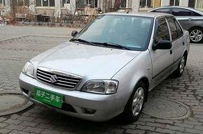 铃木羚羊 2011款 1.3L 标准型