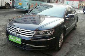 大众辉腾 2011款 3.6L V6 5座加长商务版(进口)