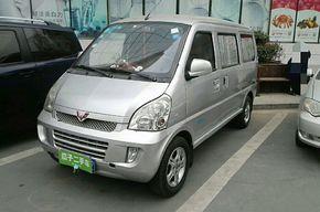 五菱荣光 2009款 1.2手动舒适版