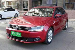 大众速腾 2012款 1.6L 自动舒适型