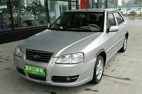 奇瑞旗云2 2010款 1.5L 手动舒适型