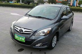 北京汽车E系列 2013款 三厢 1.3L 手动特惠版