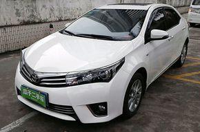 丰田卡罗拉 2014款 1.8L CVT GLX-i