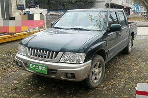 江铃宝典 2009款 2.8T两驱柴油GL