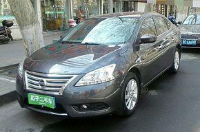 日产轩逸 2012款 1.6XE CVT舒适版