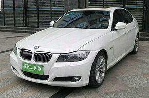 宝马3系 2010款 325i豪华型(进口)