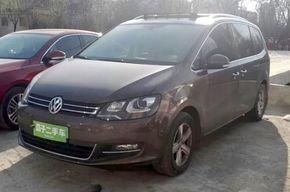 大众夏朗 2012款 2.0TSI 豪华型 欧IV(进口)