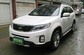 起亚索兰托 2013款 2.4L 5座汽油豪华版 国IV(进口)