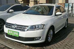 大众朗行 2013款 1.6L 自动豪华型
