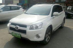 丰田RAV4 2011款 2.0L 自动豪华版