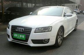 奥迪A5 2010款 2.0TFSI Coupe(进口)