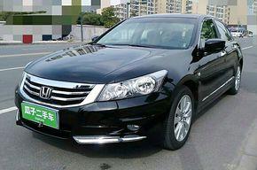 本田雅阁 2013款 2.4L LX
