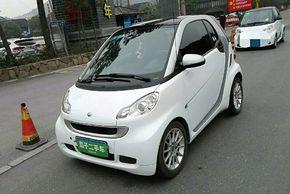 Smartsmart fortwo 2012款 1.0 MHD 硬顶烈焰特别版