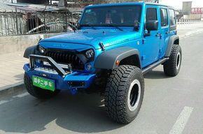 Jeep牧马人 2015款 3.6L 四门舒享版 Rubicon(进口)