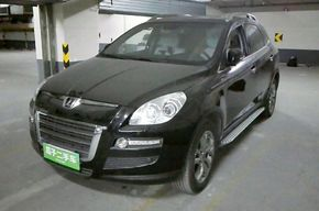 纳智捷大7 SUV 2013款 锋芒限量版 2.2T 四驱智尊型