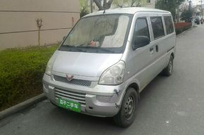 五菱荣光 2011款 1.2L基本型