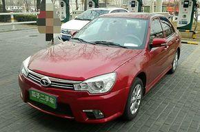 东南V3菱悦 2012款 1.5L 手动豪华版