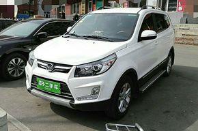 北汽幻速S3 2014款 1.5L 舒适型 国IV