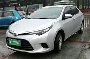 丰田雷凌 2014款 1.6E 手动新锐版