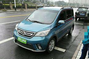 长安商用欧力威 2013款 1.4L 手动劲享型