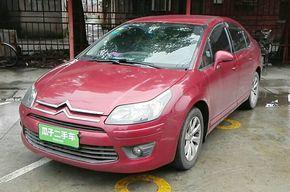雪铁龙世嘉 2010款 三厢 1.6L 手动尚乐版