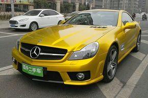奔驰SL级AMG 2009款 AMG SL 63