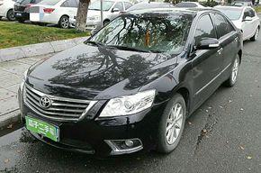 丰田凯美瑞 2010款 240G 经典版