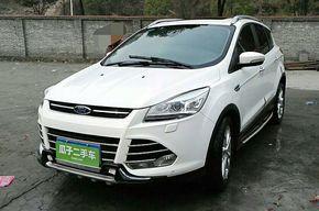 福特翼虎 2013款 2.0L GTDi 四驱精英型