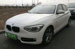 宝马1系 2013款 改款 118i 运动型(进口)