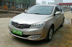荣威350 2012款 1.5L 手动智享超值版