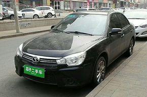 东南V3菱悦 2014款 1.5L 手动亲民版