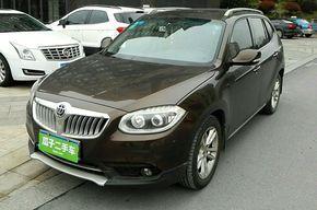 中华V5 2012款 1.6L 手动豪华型
