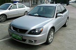 三菱蓝瑟 2012款 1.6L 手动舒适版SEi