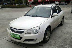 东南V3菱悦 2011款 1.5L 手动幸福版